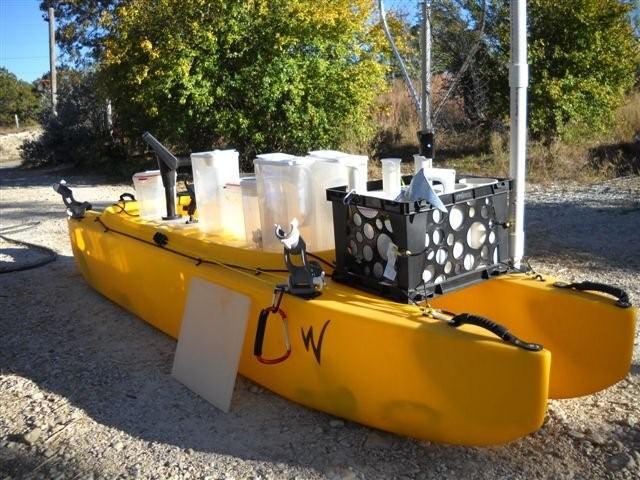 Full W500 Kayak Review, by Gary Johnson, Texas