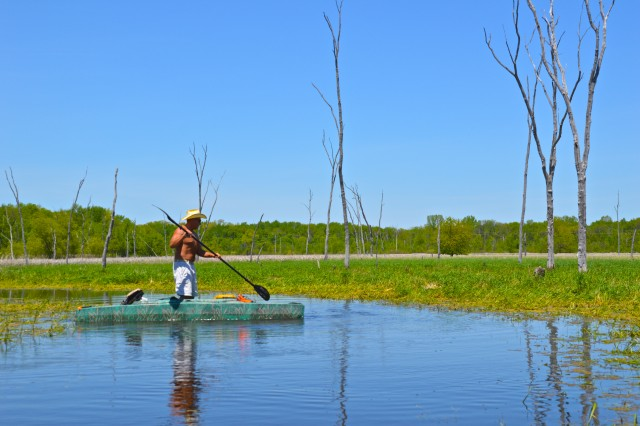 john-kayaking-standing-in-rock-river-wisconsin