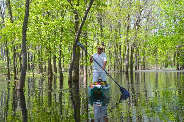 john-paddling-standing-in-his-fishing-kayak-rock-river-wi