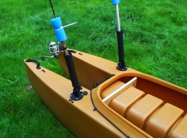 rod holders Page 6 Wavewalk Stable Fishing Kayaks Portable