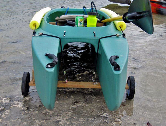 wheels-for-dave's-fishing-kayak