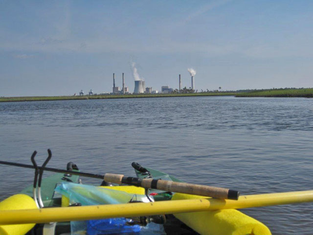 Crystal River Power Plant