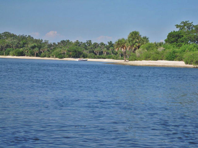 Mouth of the Crystal River