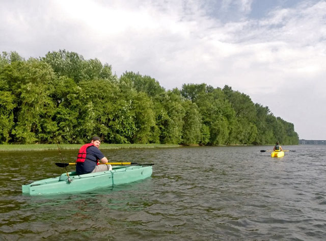 Susquehanna-paddling