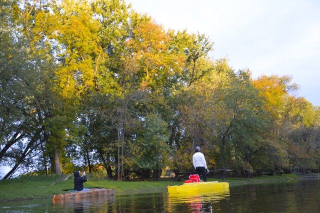 paddling standing october 2014