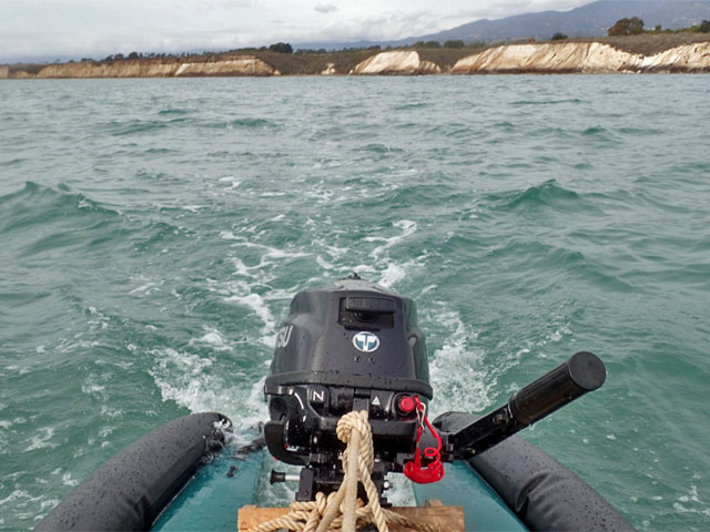 3.5-hp-Tohatsu-outboard-mounted-on-a-Wavewalk-570-California