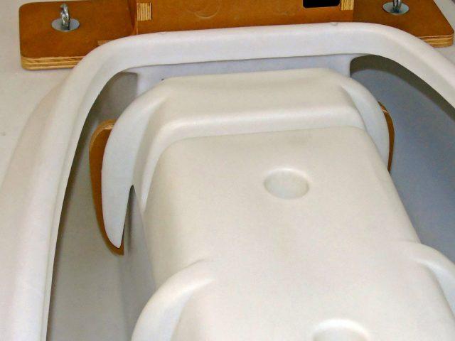 W700 MDO heavy duty saddle bracket