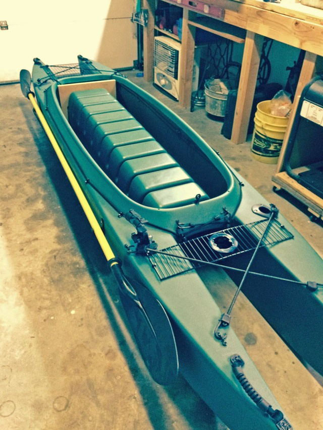 kayak-rigged-for-fishing-Idaho