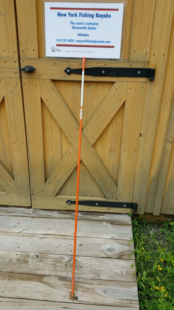 DIY-Stakeout-Pole-for-shallow-water-fishing-lower-unit
