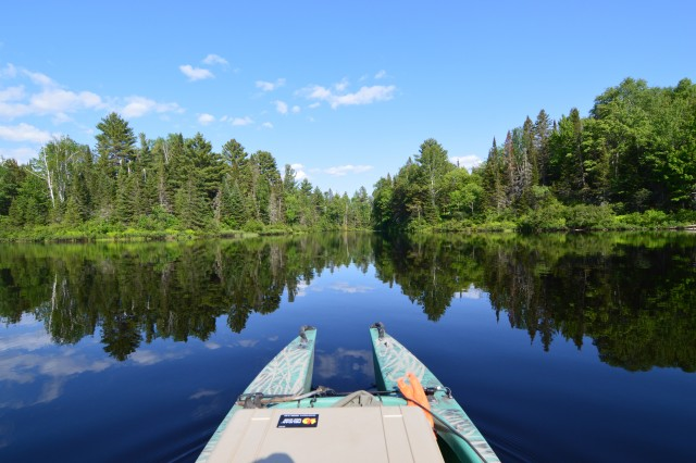 fishing-trip-to-Michigan-Upper-Peninsula-view-from-kayak