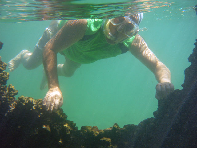 snorkeling-at-key-largo-FL