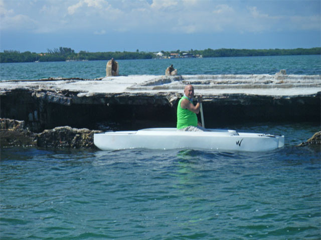 white-W500-fishing-kayak-Florida-keys
