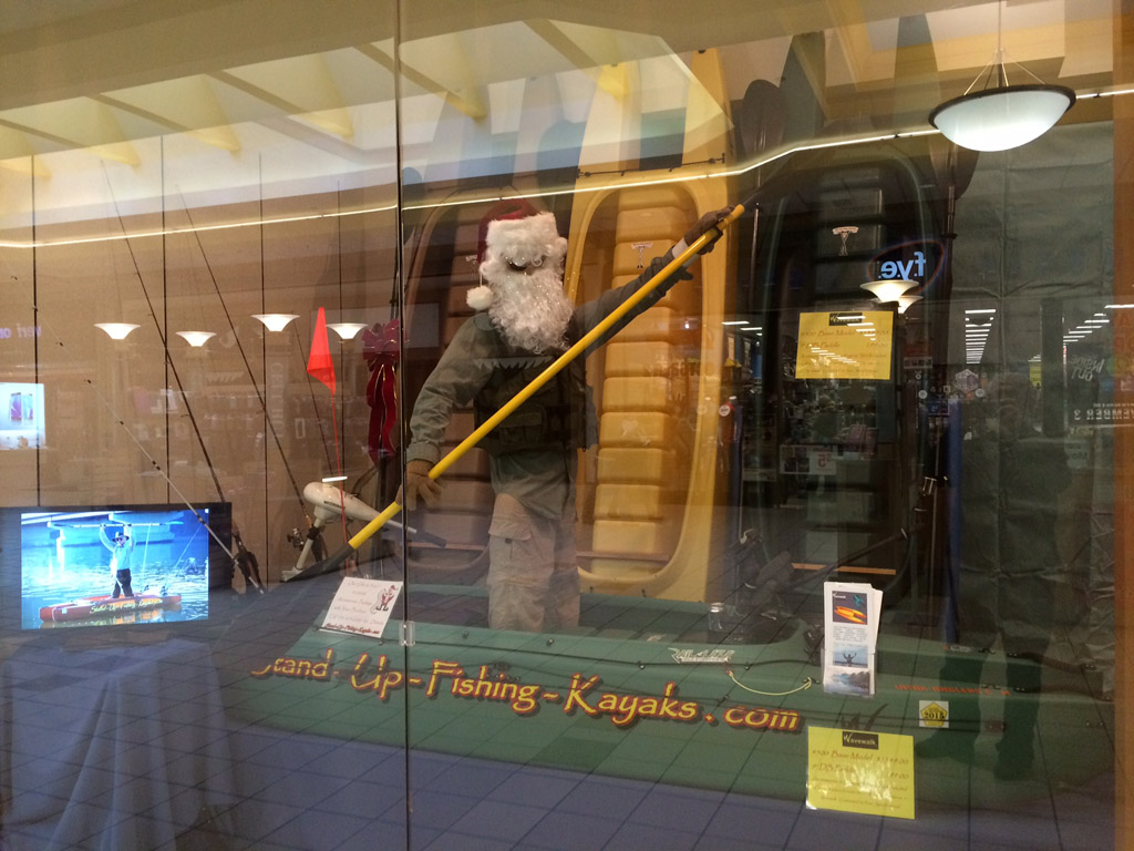 fishing-kayaks-displayed-at-shopping-mall-PA