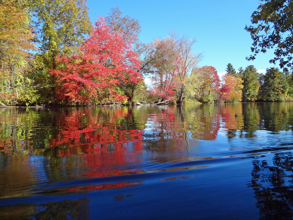 fall-colors-on-the-water-NH-2015