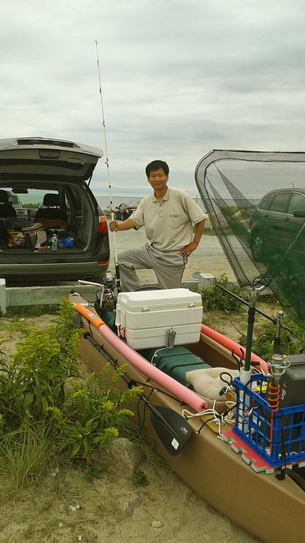 motorized-tandem-fishing-kayak-NH