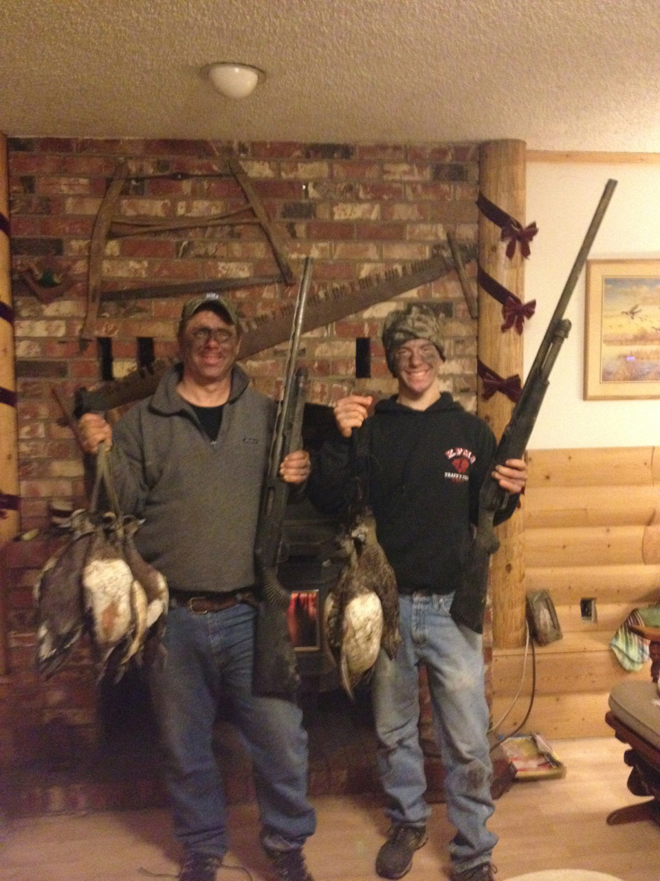 duck-hunters-with-camo-paint