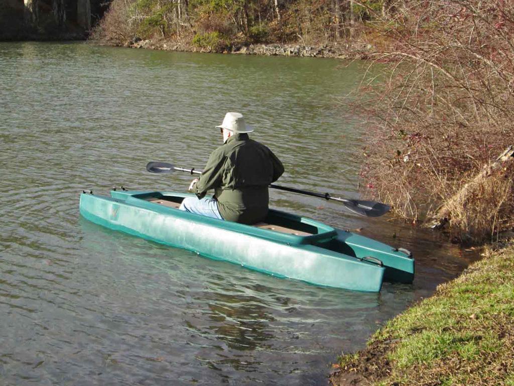 4-kayak-launching-pushing-the-kayak-in
