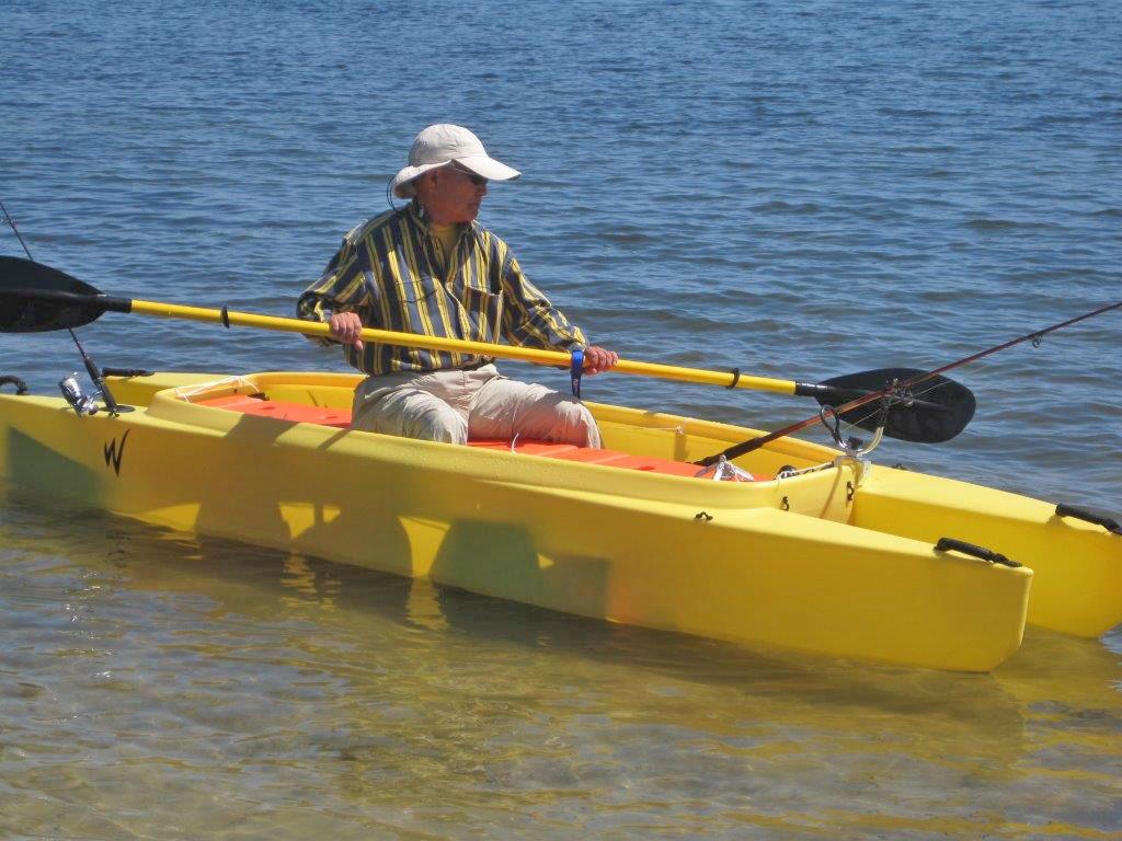 Jai-paddling