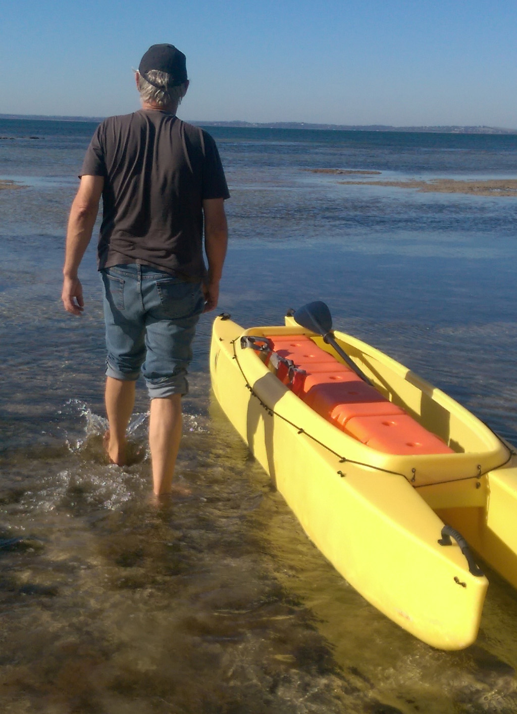 walking-the-kayak-to-the-water