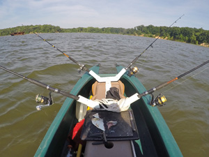 W700 Outfitted for Catching Catfish