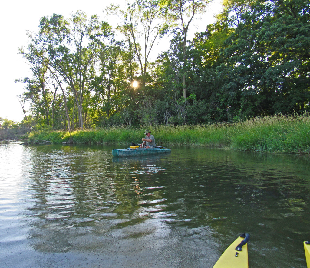 view-of-one-fishing-kayak-from-the-other-kayak