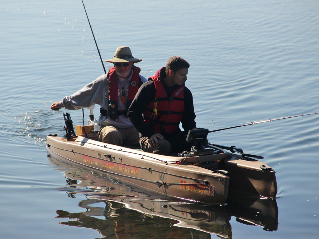 kayak outfitting wavewalk fishing kayaks and boats