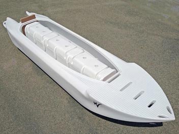 Wavewalk Series 4 Skiff