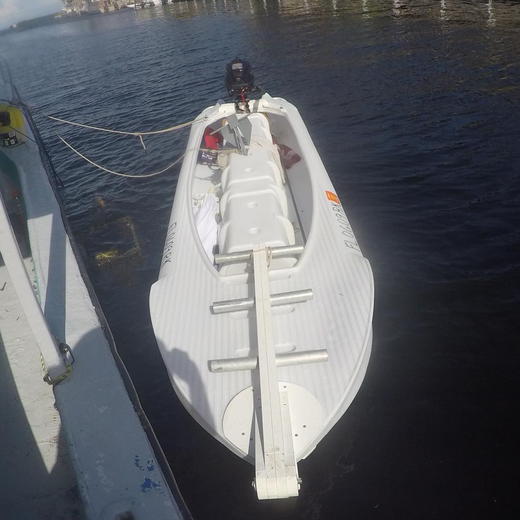 Ladder For Wavewalk S4 Diving Boat Wavewalk 174 Stable