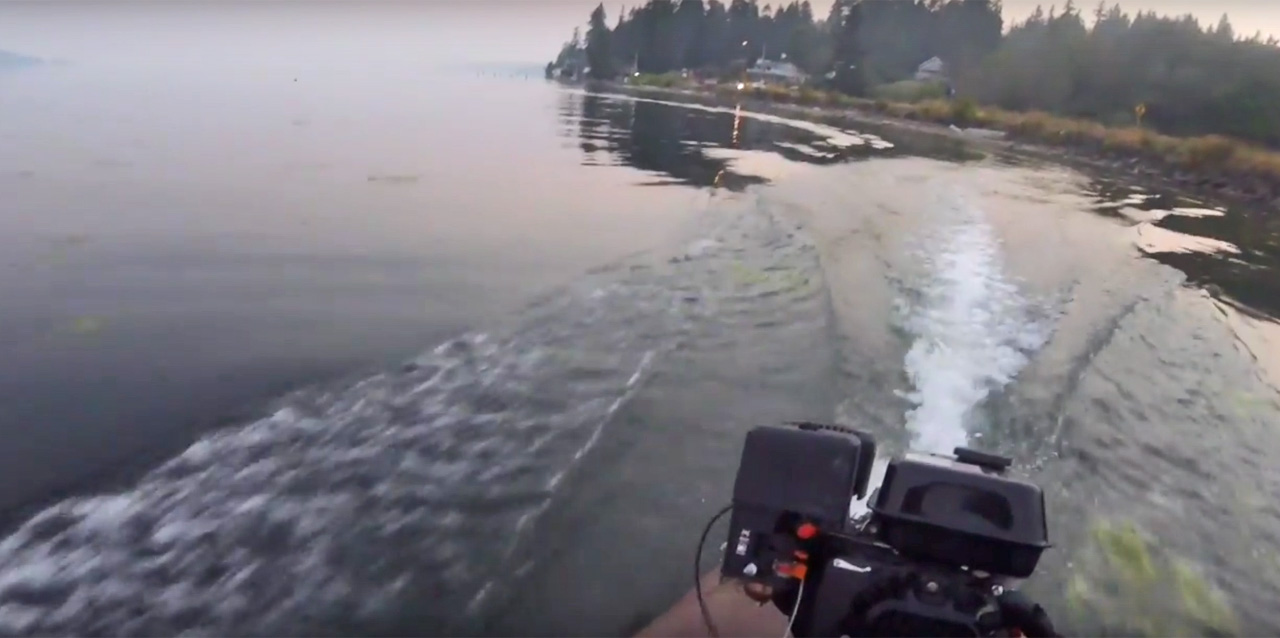 More kayak rigging, fishing and bow duck hunting with Chris »