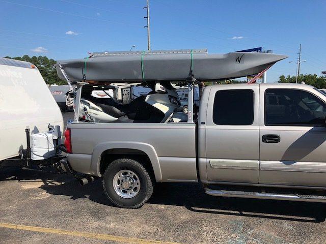 S4 kayak car topped
