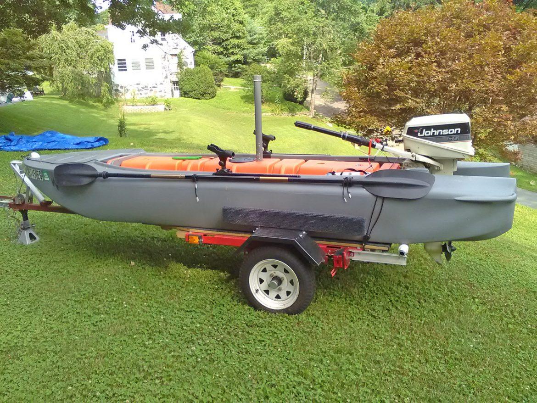 Wavewalk Kayak Review Wavewalk 174 Stable Fishing Kayaks