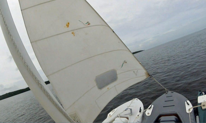 Wavewalk sailing multi-boat