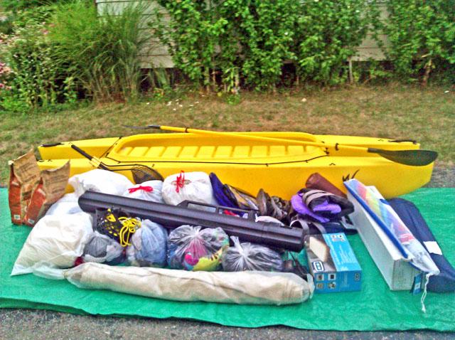 Storage Wavewalk 174 Stable Fishing Kayaks Portable Boats