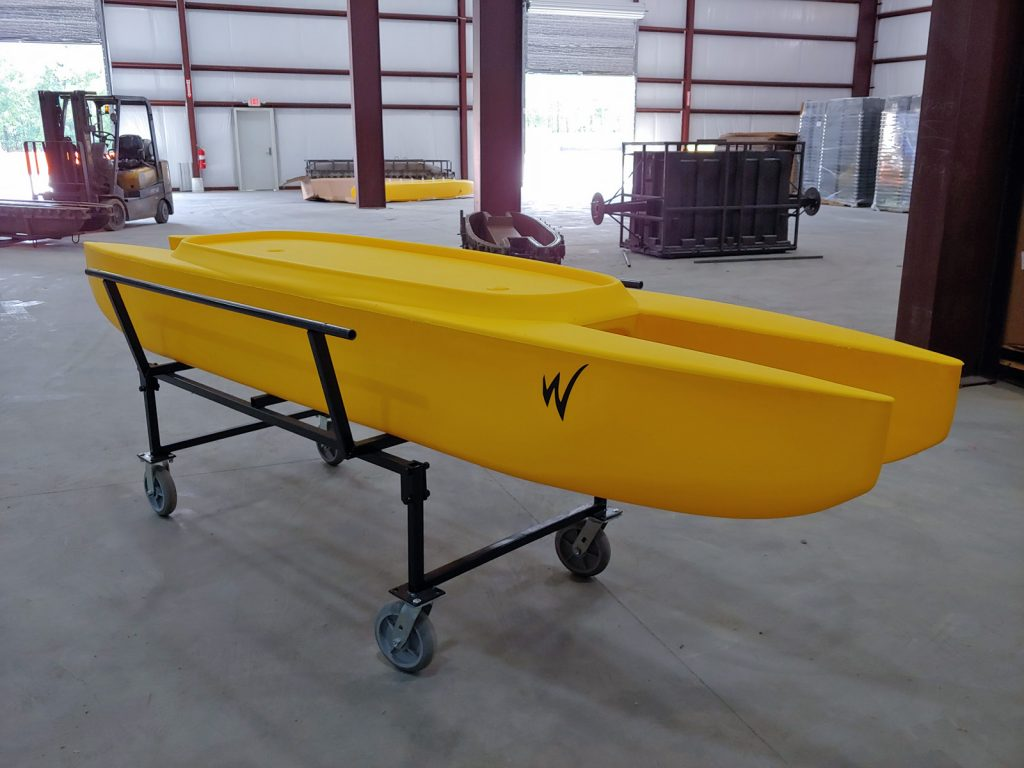 Wavewalk 500 kayak made in SC