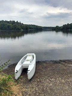 W700 tandem kayak