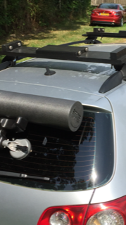 roof rack for our kayak