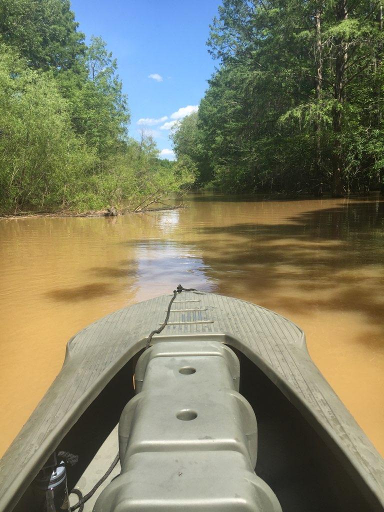 S4 hunting kayak Jon-boat SC