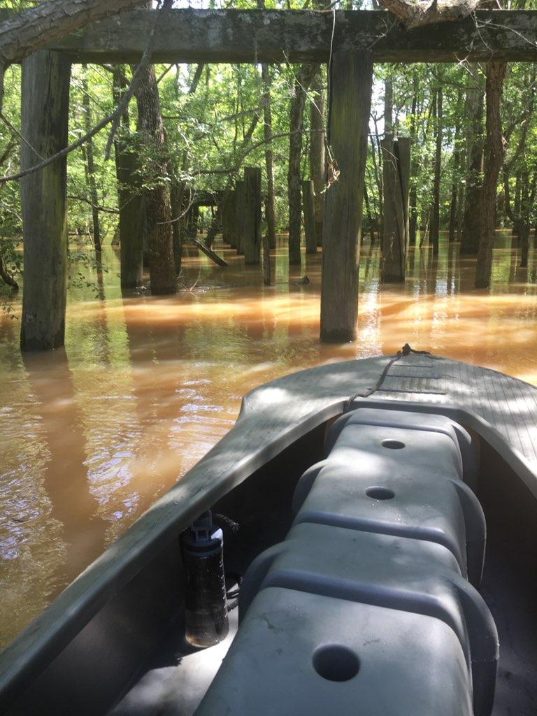 S4 hunting kayak Jon-boat in SC